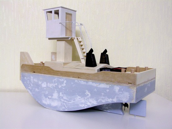Modélisme naval - Springer